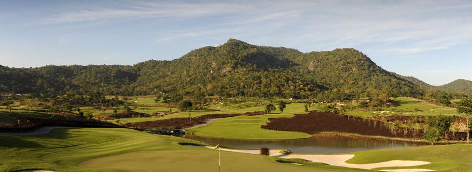 Hua Hin Golf Experience