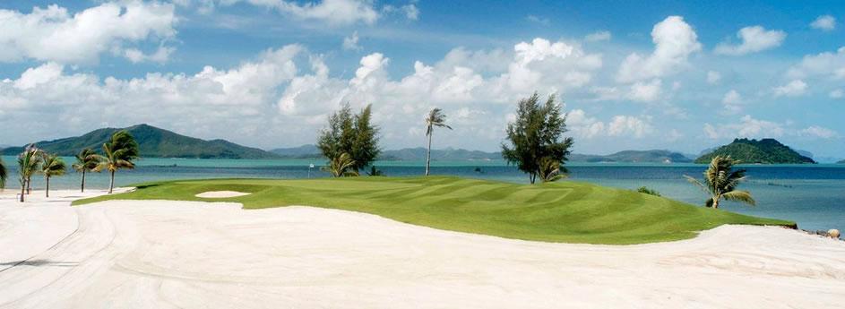 Golf Voyages